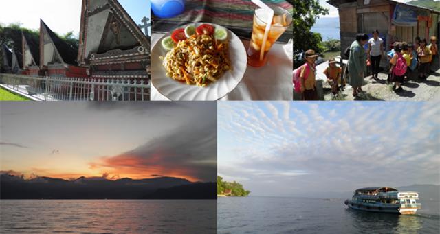 Lake Toba出游记: 一场经历了雷电交加、8小时暴晒以及遇上灵异事件之旅