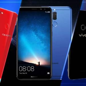华为Nova 2i、Oppo F7、Vivo V9大比拼,哪台更适合入手?