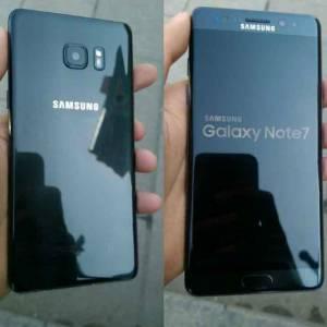 非Note7!再有Samsung手机疑爆炸烧车!