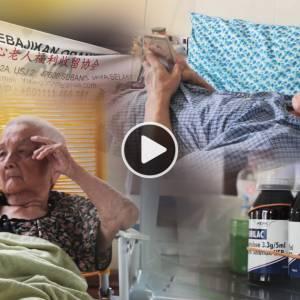 他们都被家人遗弃! 你愿意帮帮这些老人吗?