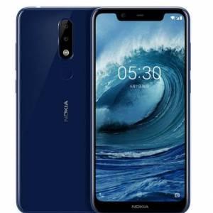刘海屏 Nokia X5 今日发布!锁定中端市场