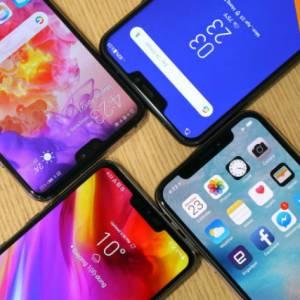 Nokia分一杯羹 全球5款最畅销智慧型手机!