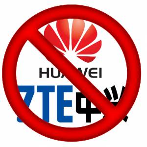 华为和中兴部分技术 遭美国政府禁用