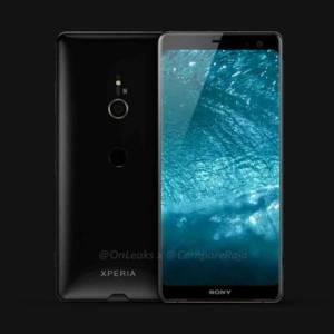 Sony Xperia XZ3 830柏林亮相