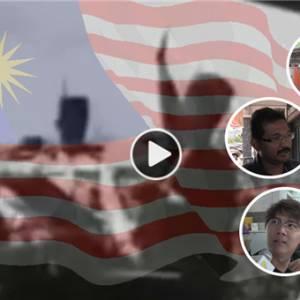 """""""变天后""""第一个国庆!我想对马来西亚说……"""