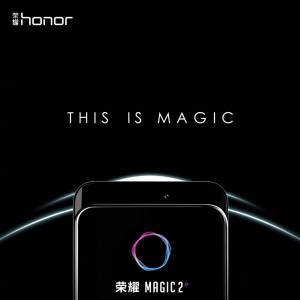 接近100%占比屏幕? Honor Magic 2超大屏幕搭载 Kirin 980