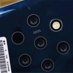 Nokia 9有5个摄像镜头?!是要让人犯密集恐惧症吗?