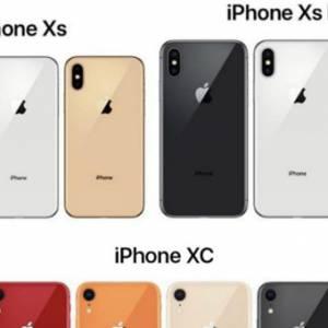 你还有几个肾?iPhone XS售价曝光!