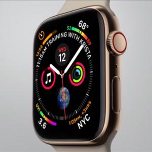Apple Watch Series 4 全面大升级!