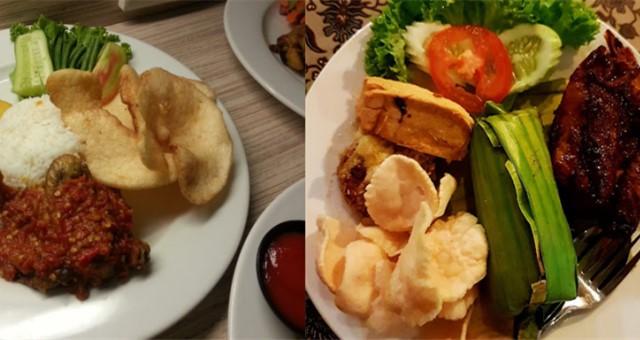 【寻美食】来顿楼上铺的风味印尼餐