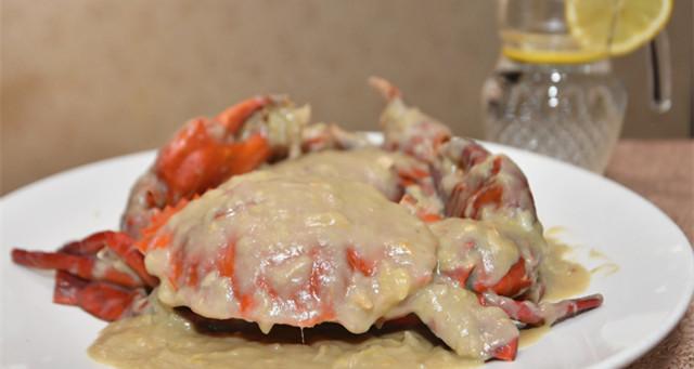 【寻美食】香浓浓的猫山王榴莲螃蟹,你可有兴趣?