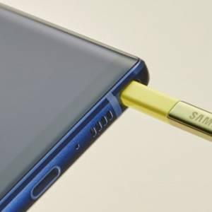 三星Galaxy Note 9才是智能手机界第一名?