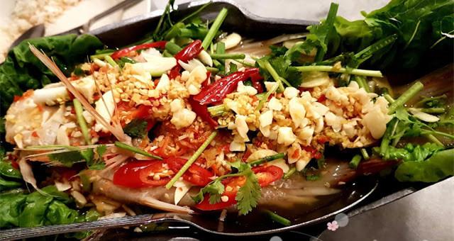 【网友分享】中规中矩的泰国料理