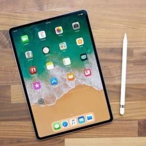 全面屏iPad Pro来了?