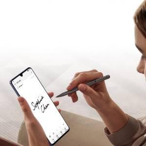 华为迎来首个手机触控笔 M-Pen