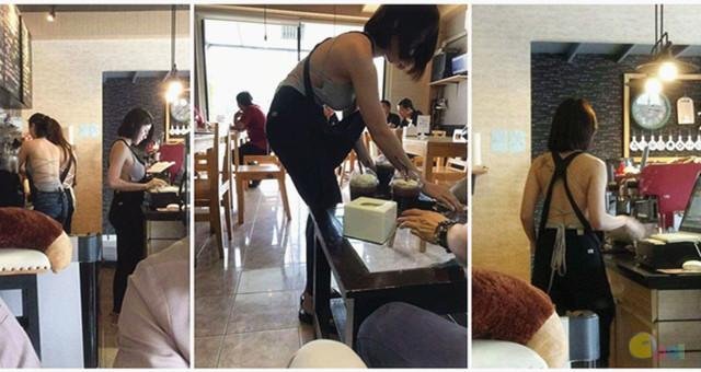 """""""讨厌喝咖啡也要去!"""" 让男网友暴动寻找地址的C罩杯咖啡厅"""