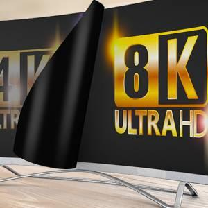 8K视觉降临 日本推出8K频道 与奥运有关?