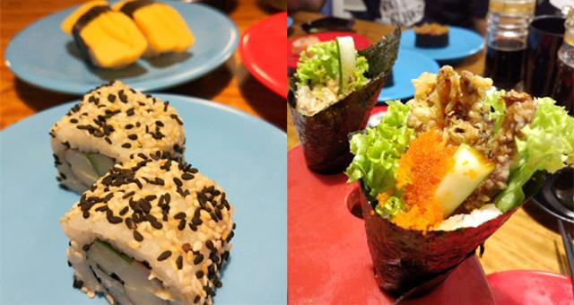 【网友分享】和食日本料理 :每碟寿司从RM1.70起 !