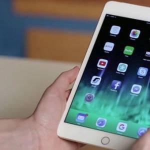 iPad mini 5外壳泄漏!原来新机有这些功能呀!