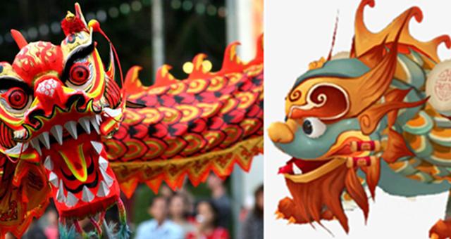 【细说春节由来】传说四:年兽