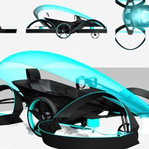 科幻片里的飞行汽车 2020年就能面市?!