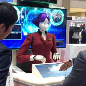 日本派机器人当志愿者 助2020奥运游客获旅游资讯
