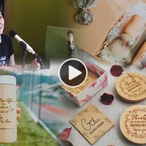 """创业从兴趣开始!从厨艺延伸的""""木质雕刻"""""""