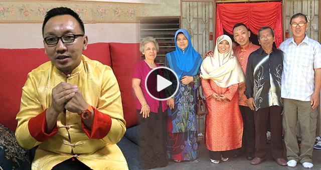 """""""改教后一度不敢回家过年!"""" 华裔穆斯林不等同马来人"""