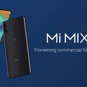 小米首款 5G 手机来了!售价也太良心了!