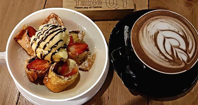 【网友分享】5.1 Cafe Gallery,叹一杯下午茶