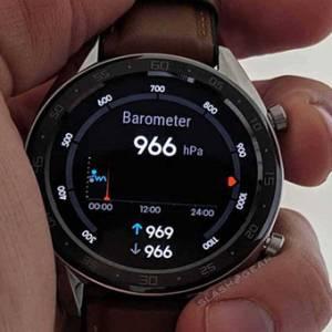 华为智能手表外观进化 326连同P30系列一起亮相!