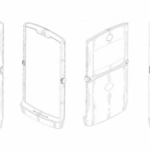 摩托罗拉 RAZR复活 联想折叠屏手机长这样