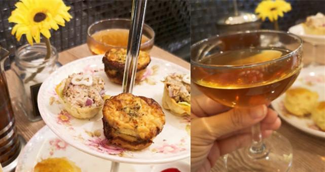 【网友分享】来顿平价的英式下午茶