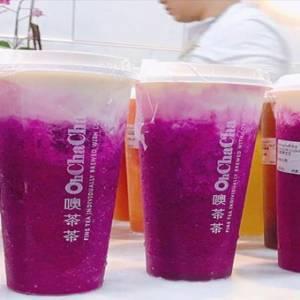 厌倦奶茶或黑糖鲜奶?  来尝一尝纯天然的水果芝士饮料吧!