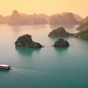 【网友分享】越南下龙湾原来那么美!来这里一定要在海上过夜!