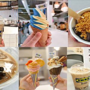 不要只吃牛肉丸  曼谷IKEA竟然有珍珠奶茶!