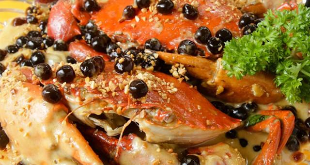 【美食情报】不让黑糖珍珠奶茶专美 ?黑糖珍珠螃蟹出击!