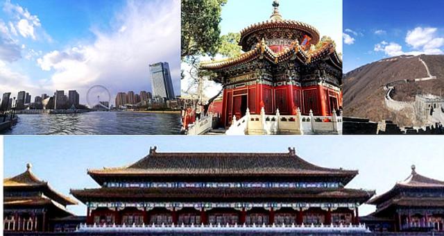 9天8夜,从北京一路玩到天津去!