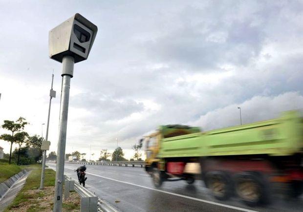南北大道增设11台AWAS摄像机  其中一个地点在这里!