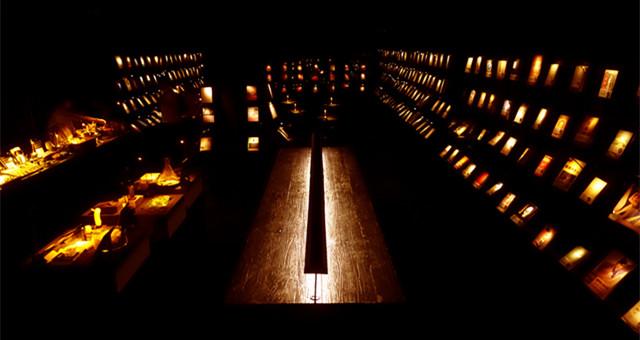 """全台最 """"黑"""" 的书店 ,神秘的阅读空间"""