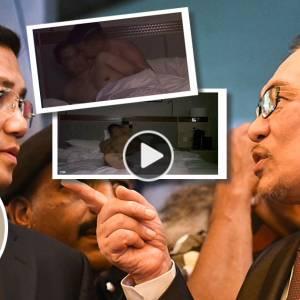 """【男男性爱视频】上集:安华阿兹敏是""""有趣的巧合""""  但为何一定是""""男男""""?"""