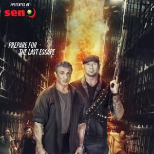【成绩公布】《Escape Plan : The Extractor》首映礼