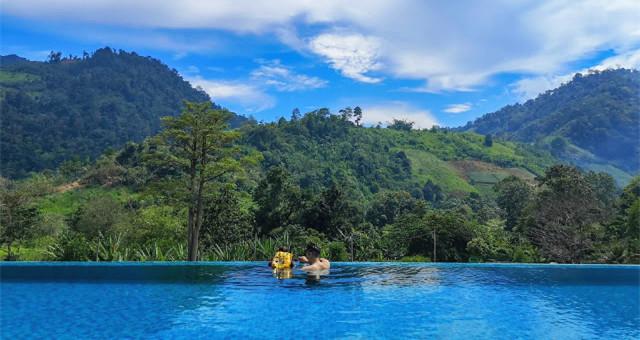 """亲子游去 """"一亩田"""",一个可以让人放松休闲的空间"""