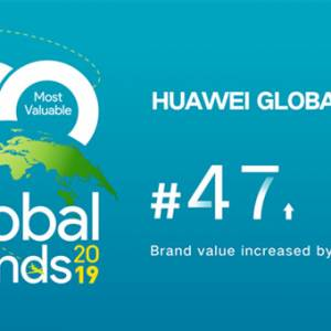 BransZ年度最具价值全球品牌百强榜 华为排名47