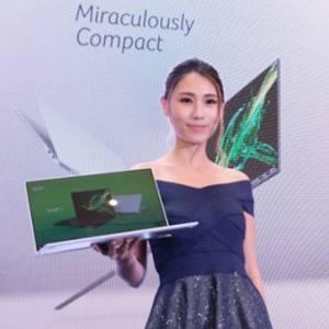 Acer推介新笔电!获奖无数的Swift 7登陆大马!