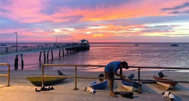 【网友分享】一人往刁曼岛前进 : 考开放水域潜水证分享