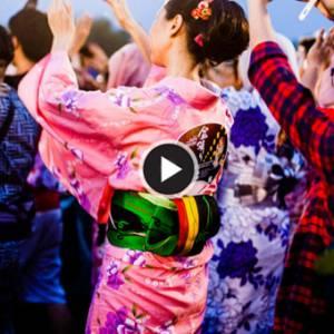 Bon Odori 2019又来了! 一起去感受文化节日气息!
