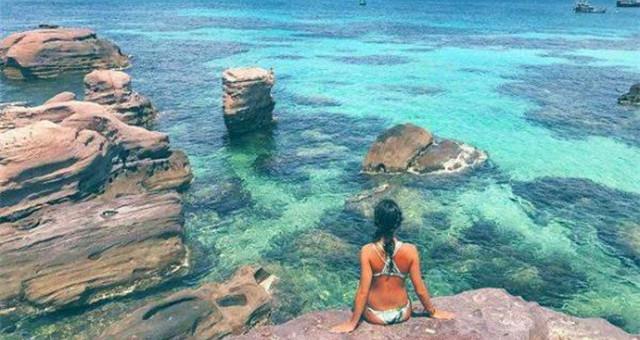 野鸽岛,你听过吗?他们都说比巴厘岛还漂亮