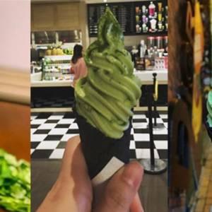 """绿色就是抹茶口味?黑暗料理""""香菜冰淇淋""""竟如此深受欢迎!"""