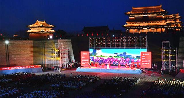 中国古都大同启动云冈文化旅游,精彩活动将陆续登场!